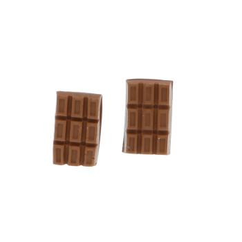 Czekoladowe sztyfciki 1,5cm mleczna czekolada, czekoladka całe STAL CHIRURGICZNA