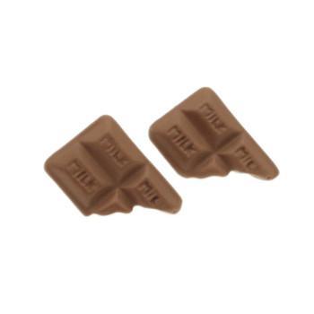 Czekoladowe sztyfciki 19 czekolada, czekoladka mleczna STAL CHIRURGICZNA