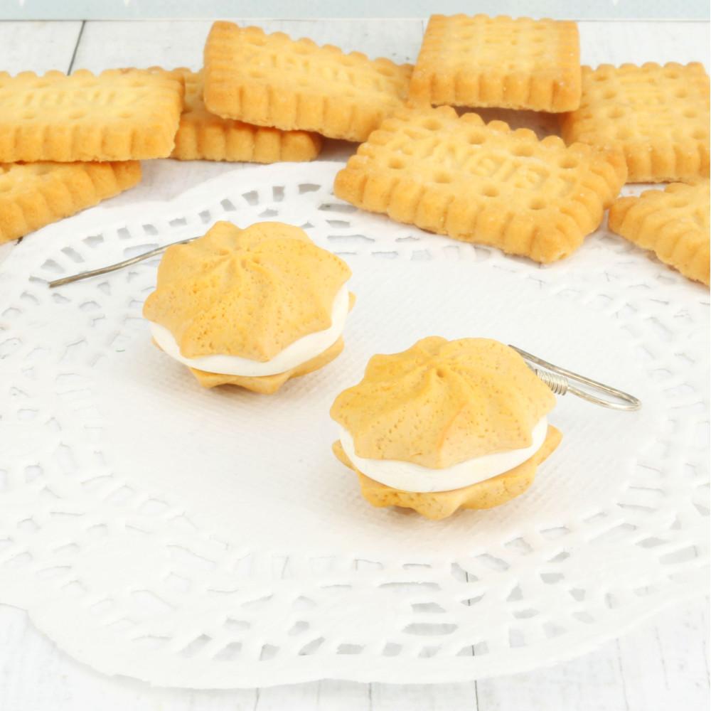Markizy Ciasteczka Biscuit waniliowe