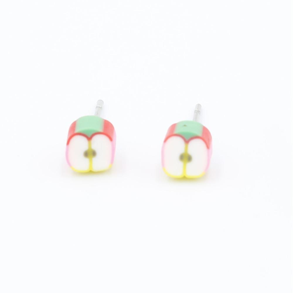 Jabłka malutkie sztyfciki jabłuszka jabłko