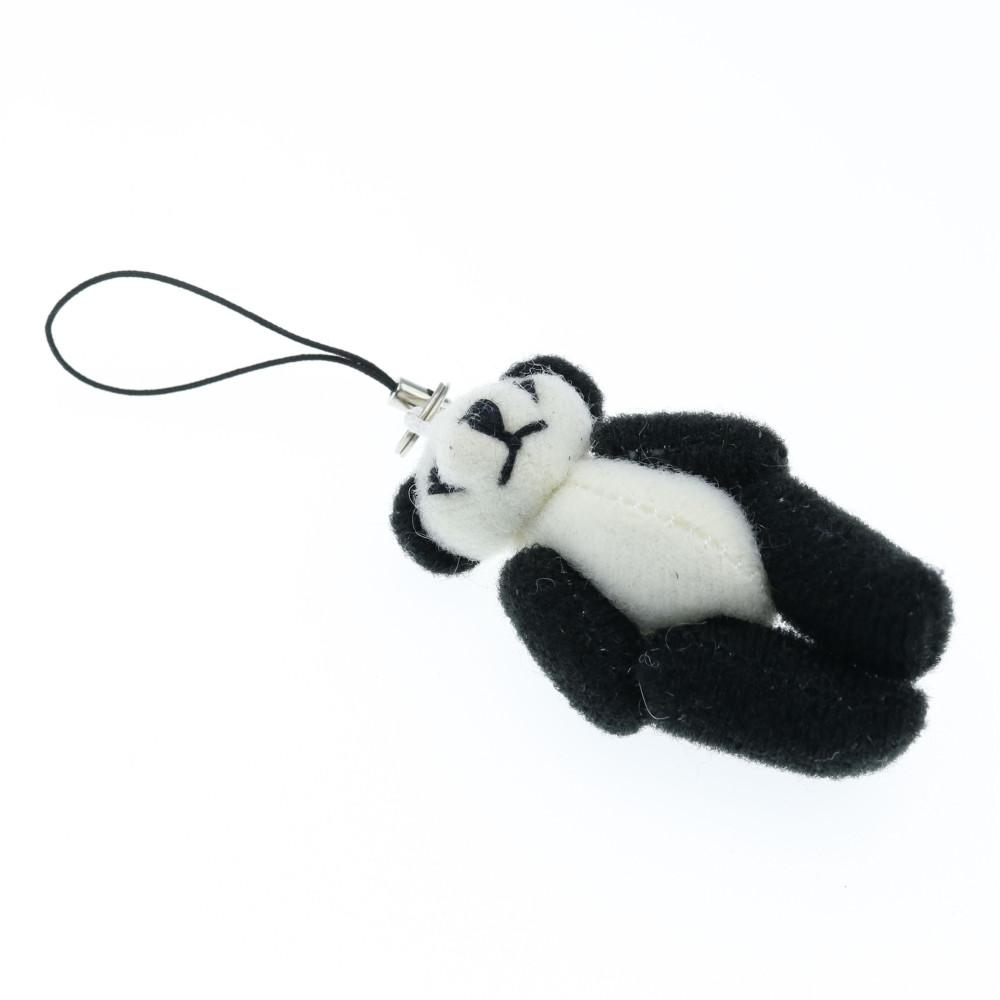 Panda miś duży breloczek zwieszka