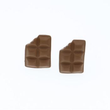 Czekoladowe sztyfciki 18mm mleczna czekolada, czekoladka STAL CHIRURGICZNA