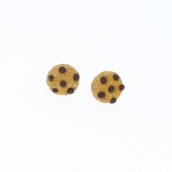 Ciasteczka 1cm z czekoladą z lentilkami sztyfty