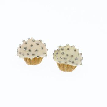 Muffinki babeczki 1,4x1,8cm z posypką