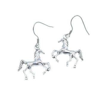 Konik, koń - kolczyki wiszące