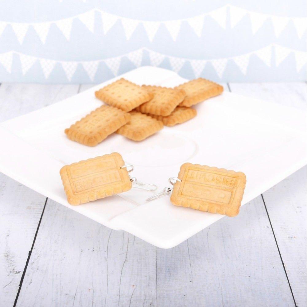 Ciastka herbatniczki biscuit - wiszące